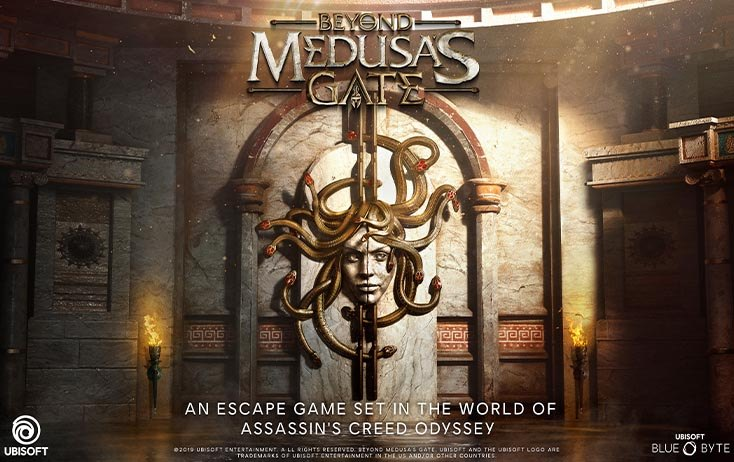 BEYOND MEDUSA'S GATE - ASSASSIN'S CREED ODYSSEY